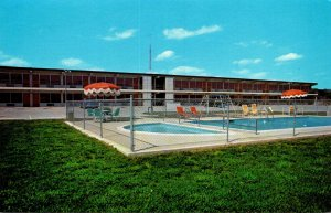 Tennessee Pulaski Sands Motor Hotel