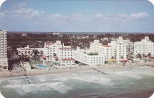 The Shoremade Coral Reef, Patrician, Ocean Grande & Carribean Hotels, Miami B...