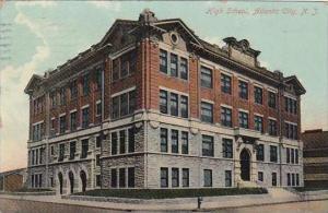 New Jersey Atlantic City High School 1909