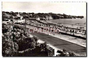 Postcard Old Corniche Royan Saint Georges de Didonne