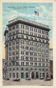 SYRACUSE , New York , 00-10s ; Onondaga County Bank Building