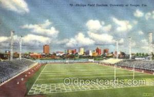Phillips Field Stadium, University of Tampa, Florida, USA Foot Ball, Football...
