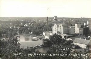 RPPC of The Mill & Sheyenne River Valley City ND North Dakota