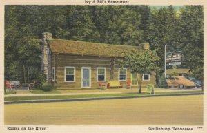 GATLINBURG, Tennessee, 1930-40s; Ivy & Bill's Restaurant