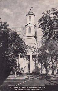 Saint Johns Church Washington D C