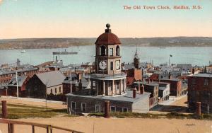 Canada N.S. The Old Town Clock Halifax, horloge