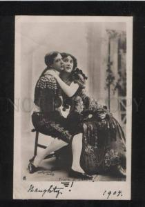 069426 OTERO & FRANK Opera Stars REUTLINGER PHOTO