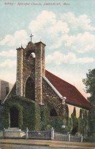 Massachusetts Amesbury Episcopal Church