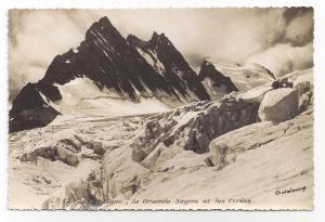 RPPC France Glacier Blanc Alps La Grande Sagne et les Ecrine