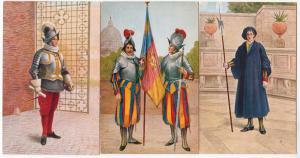 3 - Men in Old Uniforms