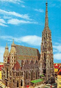 Wien Stephansdom, Ste. Stephen's Cathedral Cattedrale