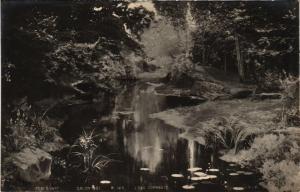 CPA Salon 1901 P. HIS L'eau dormante (701909)