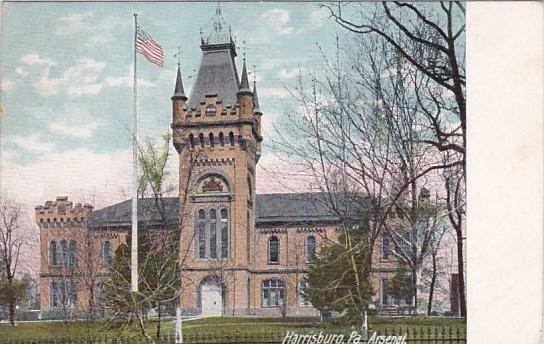 Pennsylvania Harrisburg Arsenal 1914