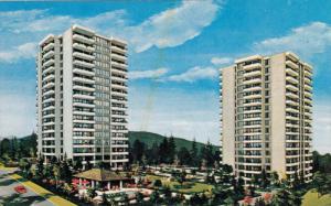 Ventage Point Condominium, NORTH BURNABY, British Columbia, Canada, 40-60´s