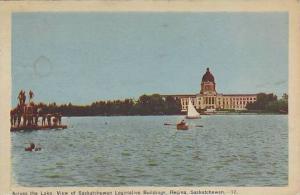 Legislative Bldgs , REGINA , Canada , PU-1947