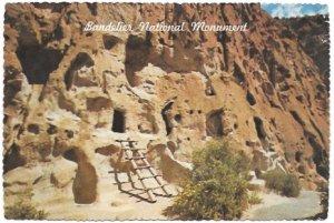Santa Fe, New Mexico. Bandelier National Monument. Unused.  *Small staple holes