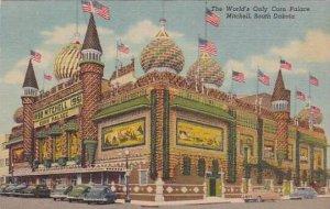 South Dakota Mitchell The Worlds Only Corn Palace