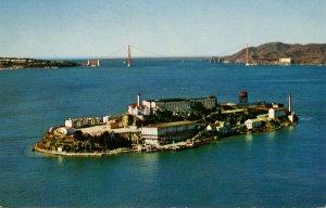 CA - San Francisco. Alcatraz Island