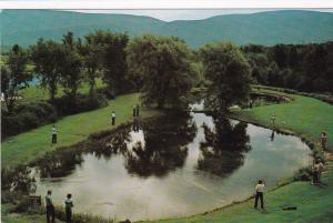 MANCHESTER , Vermont, 1978 ; Fly Casting School , Fishing