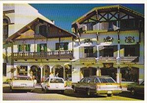 Alpine Haus and The Kinderladen Leavenworth Washington