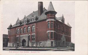 AURORA, Illinois, 10-20s; East Aurora High School