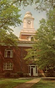 KY - Berea. Berea College, Phelps Stokes Chapel