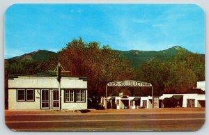 Denver Colorado~Carl Beard's Sleepy Hollow Cottages~Roadside Hwy 24~1960s