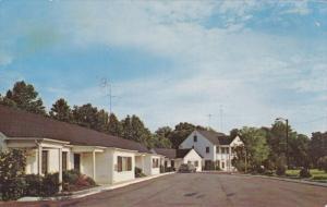Bradshaw Motel, STAFFORD, Virginia, PU-1974
