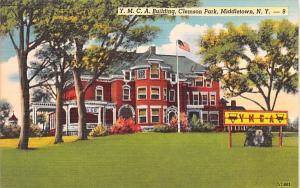 YMCA BuildingMiddletown, New York