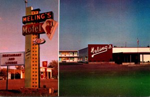 Illinois Monmouth Meling's Motel Restaurant and Lounge