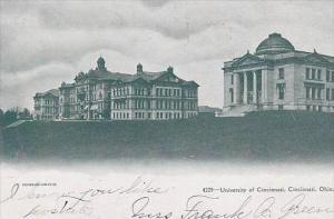Ohio Cincinnati University