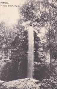 Fontana Della Valligiana, ROSAZZA (Piedmont), Italy, 1900-1910s