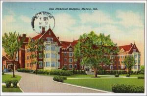 Ball Memorial Hospital, Muncie Ind
