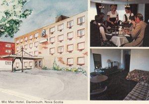 DARTMOUTH , Nova Scotia , Canada , 50-60s ; Mic Mac Hotel
