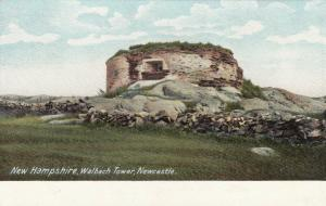 NEWCASTLE, New Hampshire, 1901-07; Walbach Tower