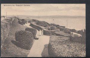 Dorset Postcard - Greenhill Gardens, Weymouth   RS16916