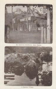 SAMOA, 00-10s; 2-Views, American Residence, Apia