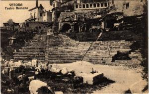 CPA VERONA Teatro Romano . ITALY (493712)