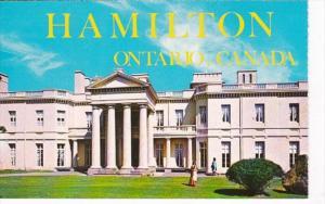 Canada Hamilton Dundurn Castle