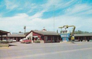 Texas Dalhart XIT Ranch Motel sk501