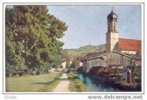 Am Muhlbach, Oberammergau, Germany, 00-10s