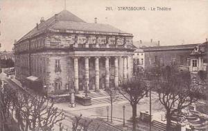 France Strasbourg Le Theatre