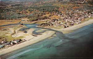 Ocean Park Maine Aerial View Vintage Postcard JA4741442