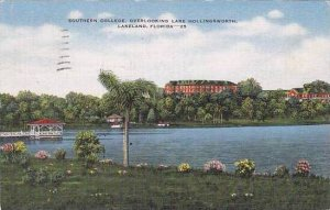 Florida Lakeland The Southern College Overlooking Lake Hollingsworth