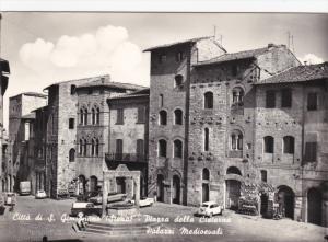 RP: Citta di S. Gimignano (Siena) , Italy , 1930-40s