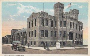 CAMBRIDGE , Maryland , 1910-30s ; Armory