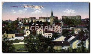 Old Postcard Saarburg