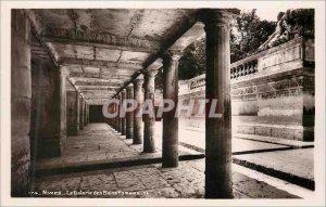 Modern Postcard Nimes Gallery Roman Baths LL