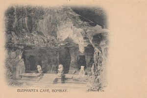 BOMBAY , India , 00-10s ; Elephanta Cave #2