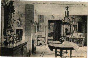 CPA OLIVET - Chateau de Grand Cobray La Salle a Manger (251788)